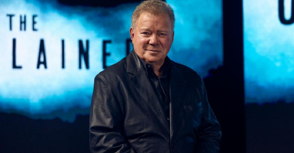 William Shatner stars in his new series  The UnXplained on The History Channel