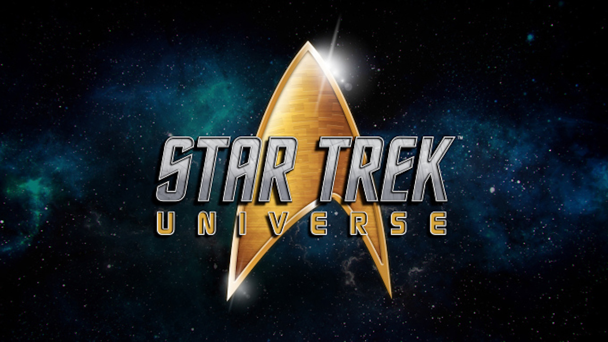 """Star Trek Universe"" at San Diego Comic Con"