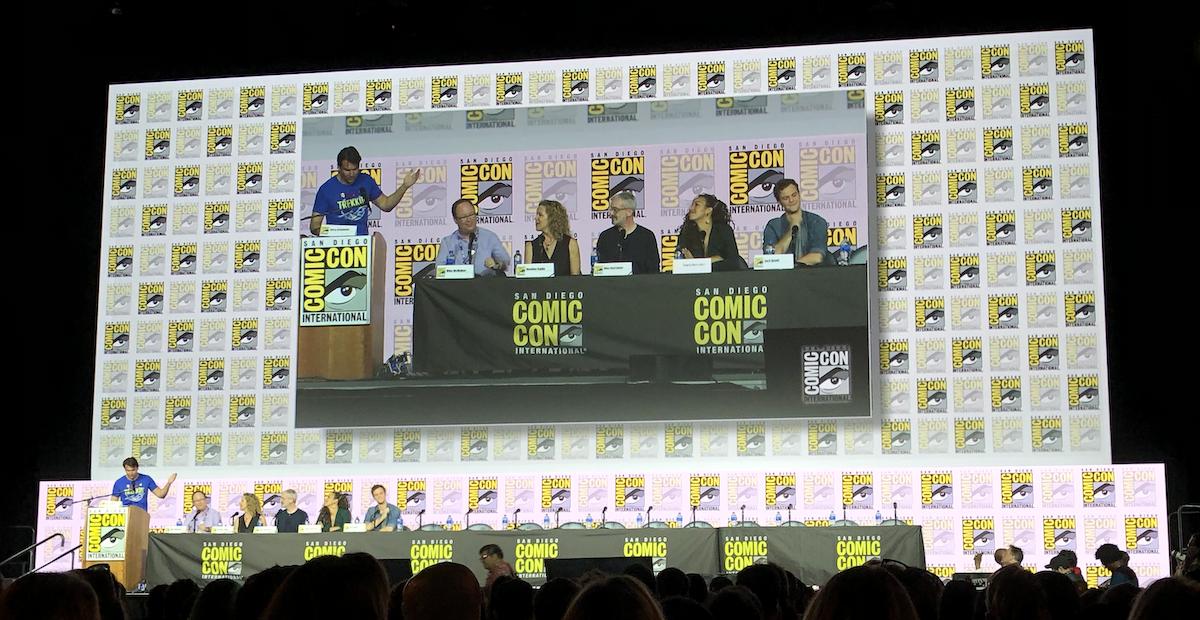 Star Trek: Lower Decks  at San Diego Comic Con 2019