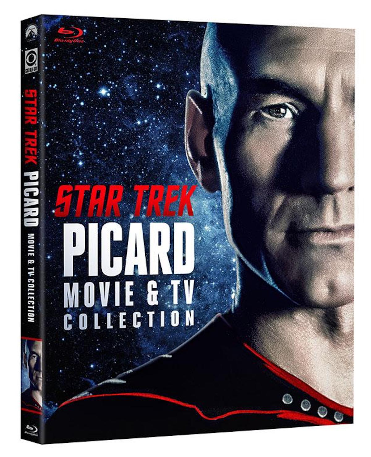 The Star Trek Picard Movie & TV Collection, StarTrek.com