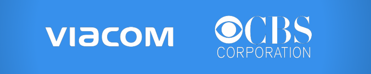 Viacom and CBS