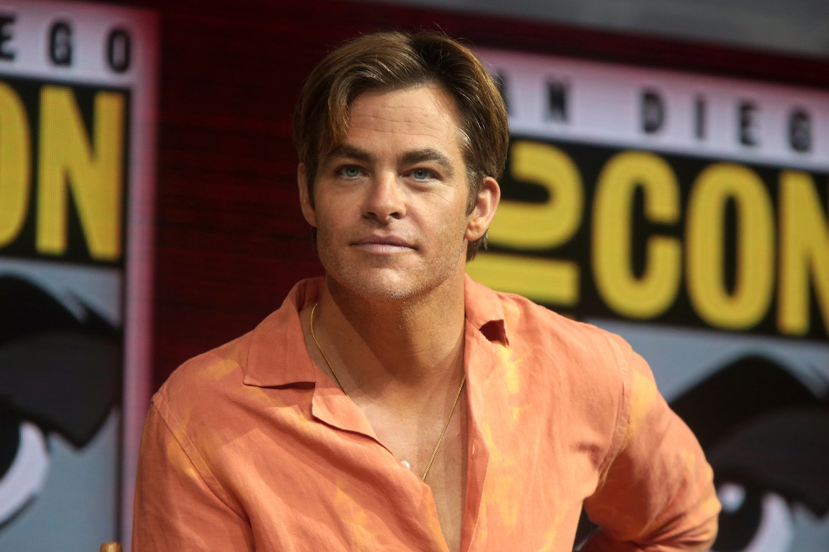 """""""Chris Pine""""    by    Gage Skidmore    is licensed under    CC BY-SA 2.0"""