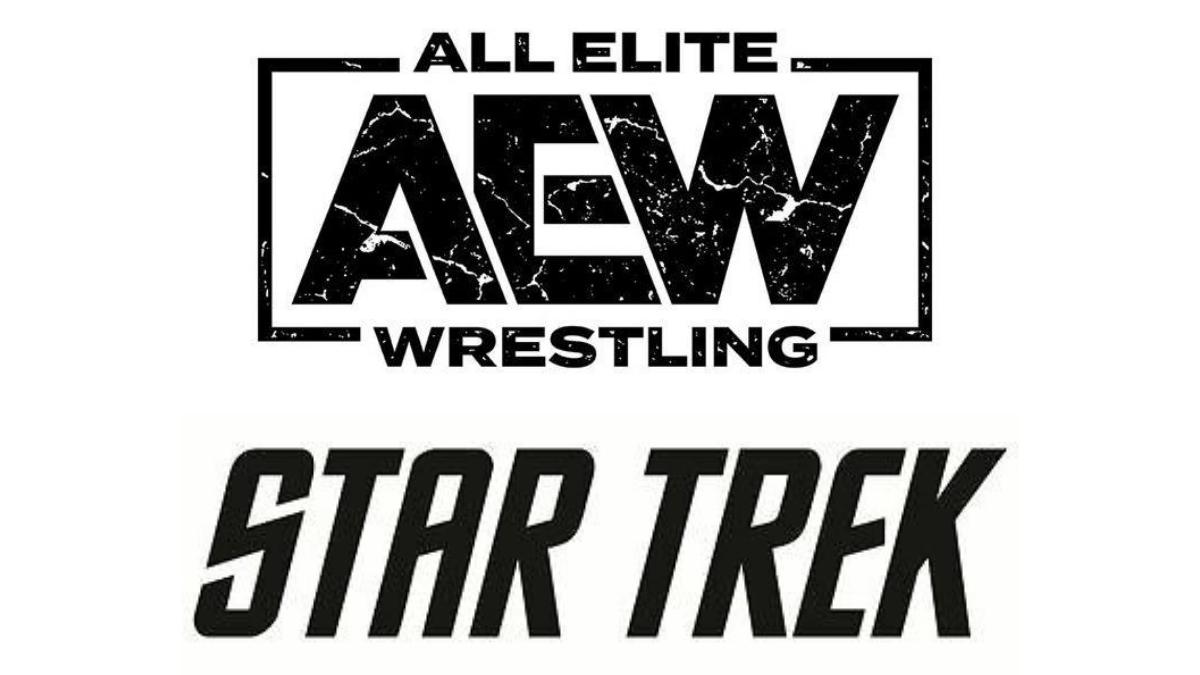 AEW All-Elite Wrestling + Star Trek