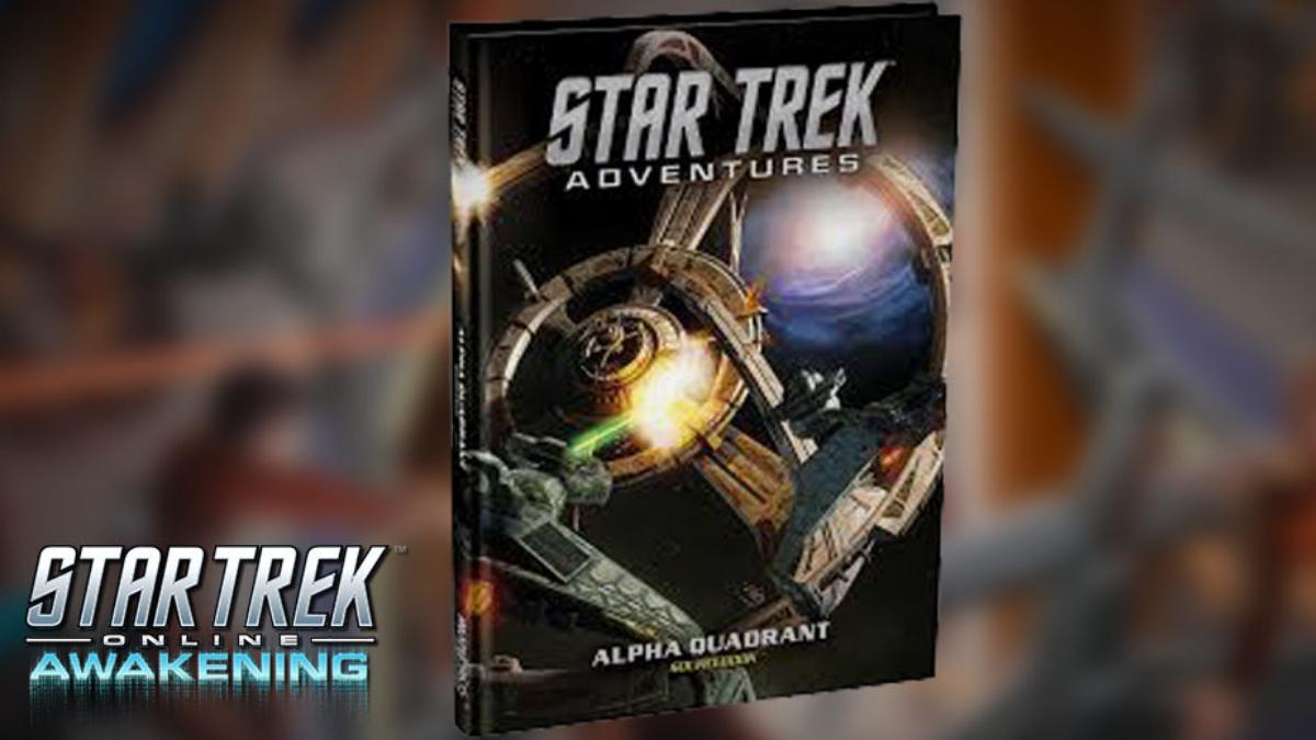 Star Trek Online + Star Trek Adventures