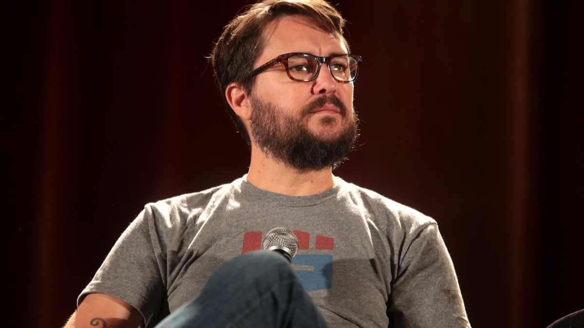 """""""Wil Wheaton""""    by    Gage Skidmore    is licensed under    CC BY-SA 2.0"""