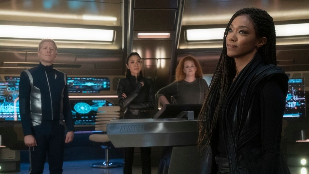 Star Trek Discovery Season 4 Starts Production In 2 Weeks How Is That Going To Work Exactly Daily Star Trek News
