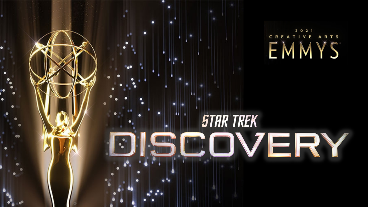 """Star Trek: Discovery has won a 2021 Creative Arts Emmy for its episode """"Su'Kal"""""""