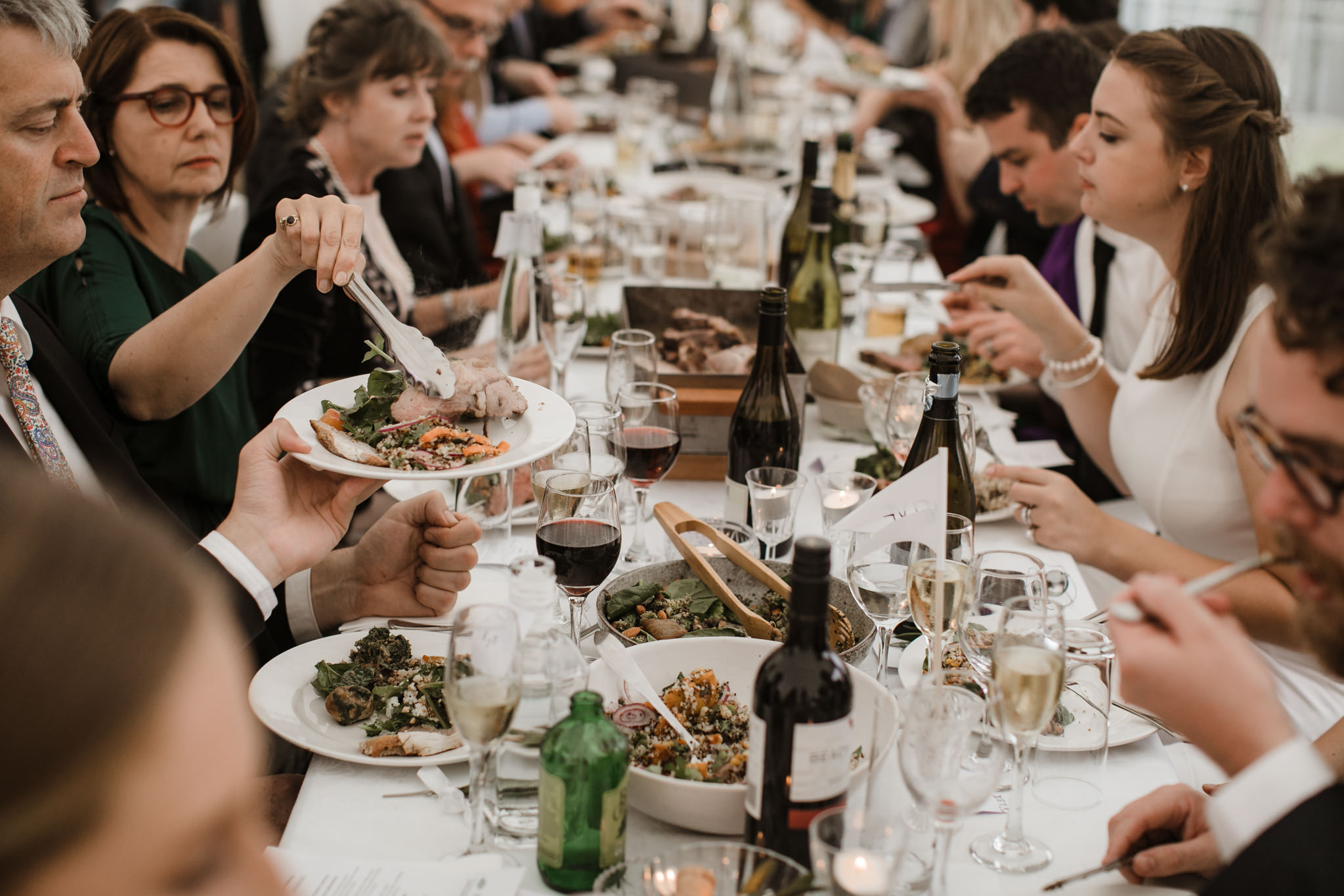wedding catering nelson