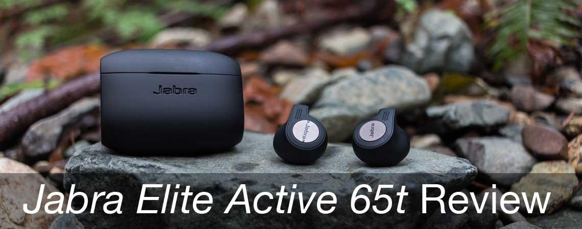 Jabra Elite Active 65t Headphones Review Pureoutside