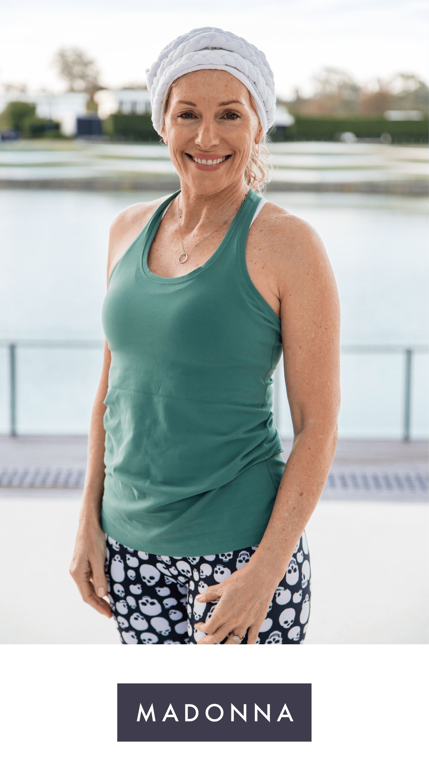 """Madonna has enjoyed every minute of teaching community Yoga since 2002 and in the past 5 years on Yoga teacher training programs in Australia and China. She runs enriching Yoga Retreats on the Gold Coast, Byron Bay and in Bali.  Madonna is highly respected for her genuine nature, positive disposition and distinct creative style. Her yoga teaching is influenced by the traditions of Hatha, Vinyasa, Kundalini (as taught by Yogi Bhajan) and the modern approach to Yin yoga.  Madonna's past studies and careers include Exercise-Health science teaching, Nutrition and Personal Training. She is a Zen Thai Shiatsu massage therapist and qualified in the therapeutic use of pure essential oils.  Off the mat, Madonna continues to share mantras and philosophy in her book  'Zen Soul Your Life' ( 2013)  An inspirational guide to inspire mindfulness, yoga benefits and conscious food choices.  """"Yoga (in it's many forms) is a unique healing system that guides us to soothe our minds and release body tension. This authentic connection to our true nature can enrich our lives with an inner sense of freedom, genuine true purpose and expanded creativity.""""  ~  Madonna Williams"""