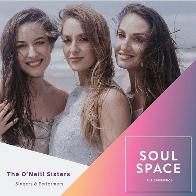Absolutely beyond delighted to be singing again at this year's Soulspace the experience! @soulspace_the_experience  We love being able to share our voices at such a positive, forward thinking, soulful event with amazing hosts @mirkerins_integratedwellness and @gerry_hussey  Book your tickets now we promise it is a day NOT to be missed!!!