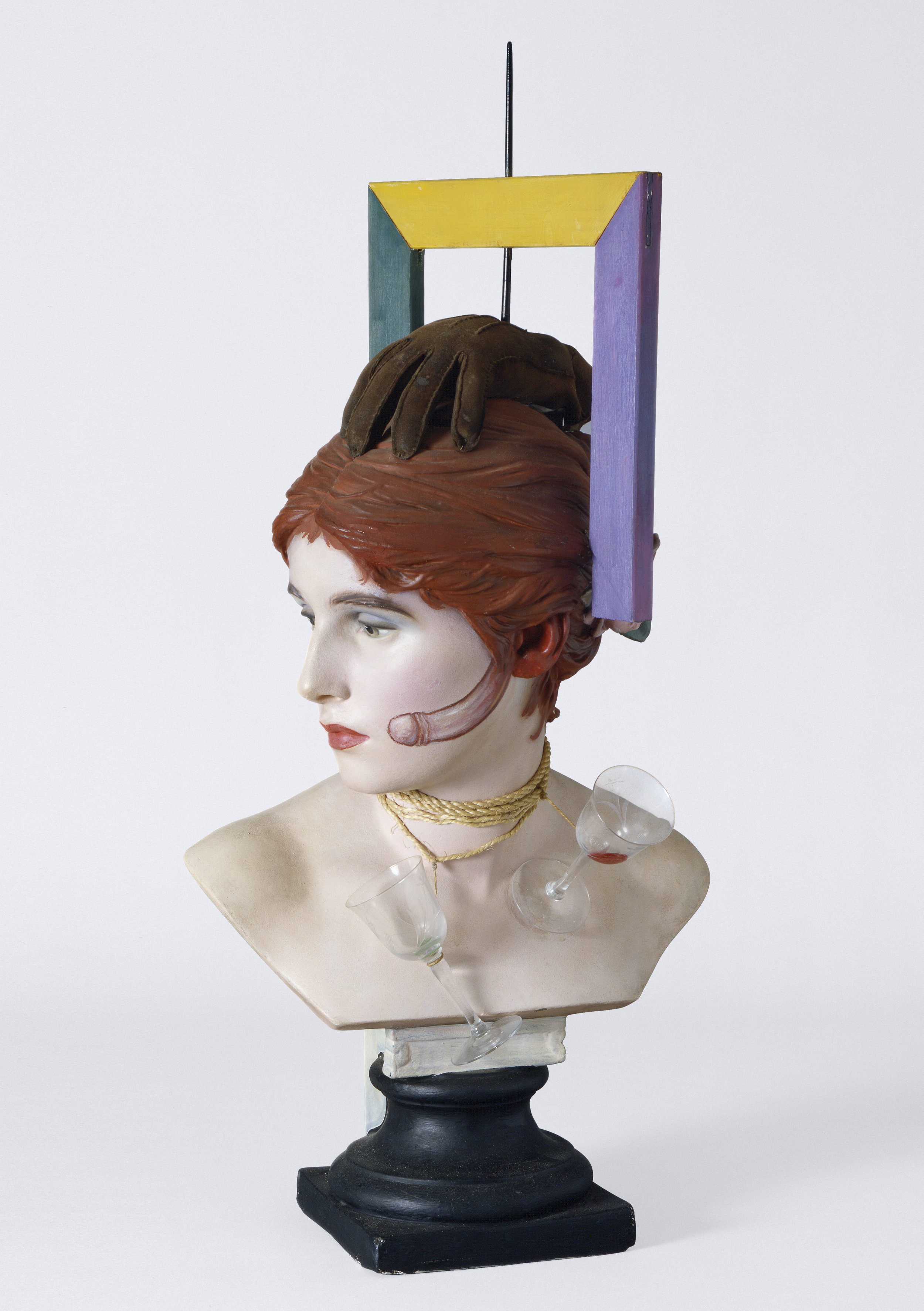 Wilhelm Freddie's  Sex-Paralysappeal  (1936); courtesy of Kunsten Museum of Modern Art