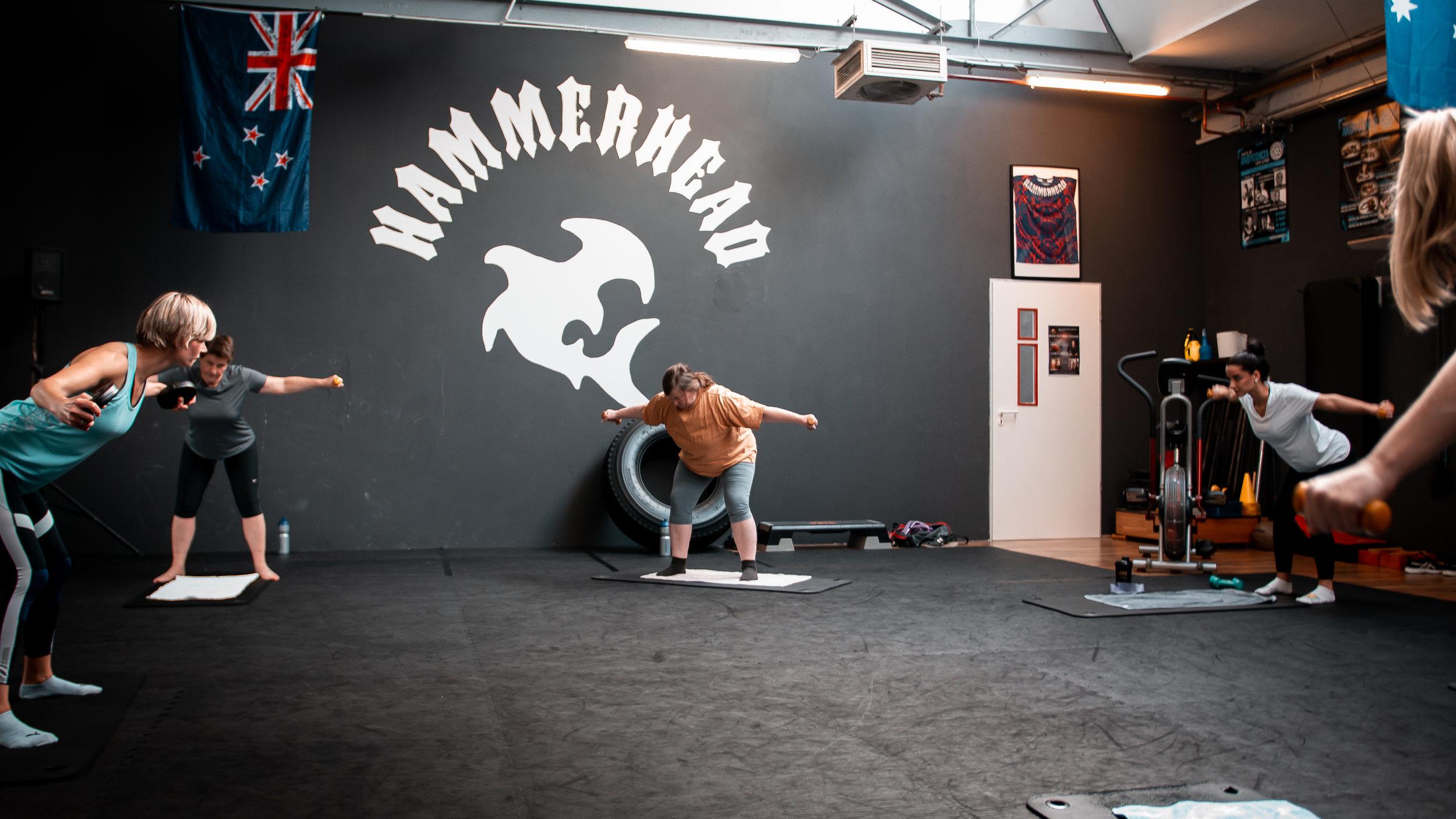 Bodyforming - Durch gezielte Muskelausdauerübungen wird dein gesamter Körper gestrafft und geformt.Instructor: Simone