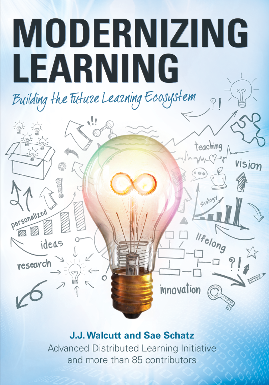 Walcutt, J.J. & Schatz, S. (Eds.) (2019). Modernizing Learning: Building the Future Learning Ecosystem. Washington, DC: Government Publishing Office. License: Creative Commons Attribution CC BY 4.0 IGO