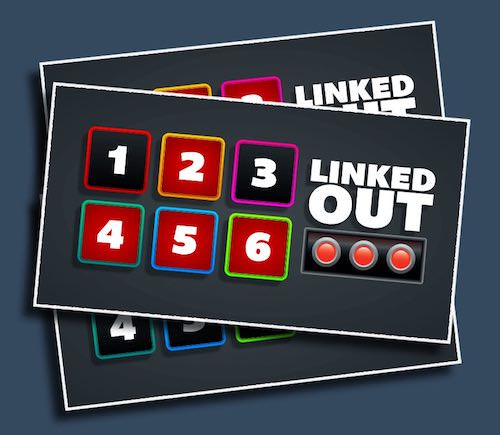Linked Out - Get your students linking hands and hoping the number in their group isn't selected!
