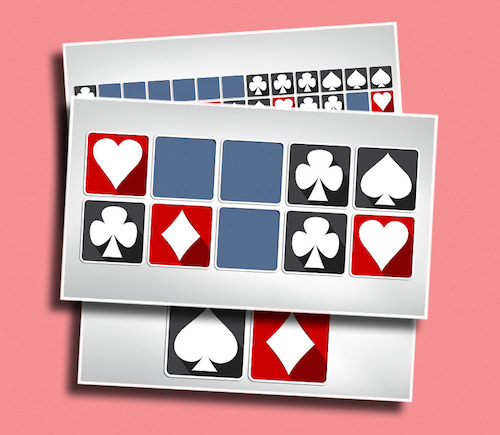 Suits - A multipurpose tool that uses decks of cards to get students up and moving.