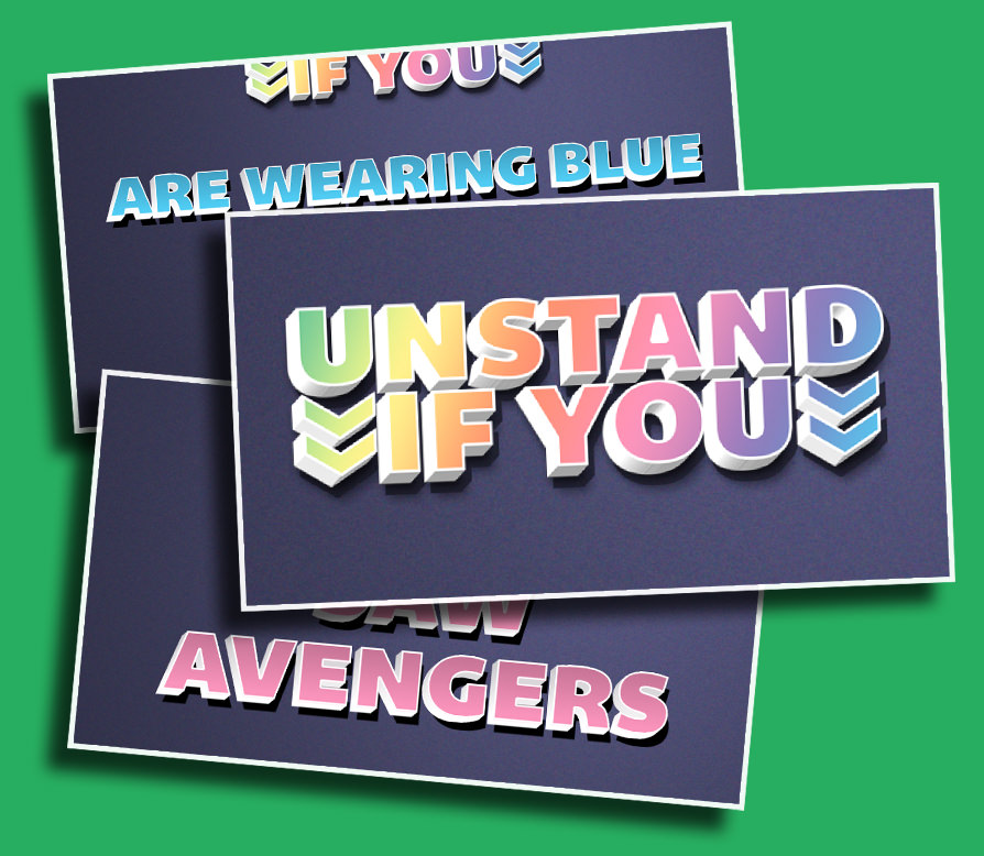 Unstand if you… - Get everyone standing and sitting based on what's on the screen!