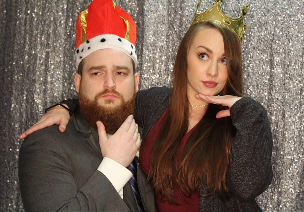 couple in louisville KY photo booth.jpeg