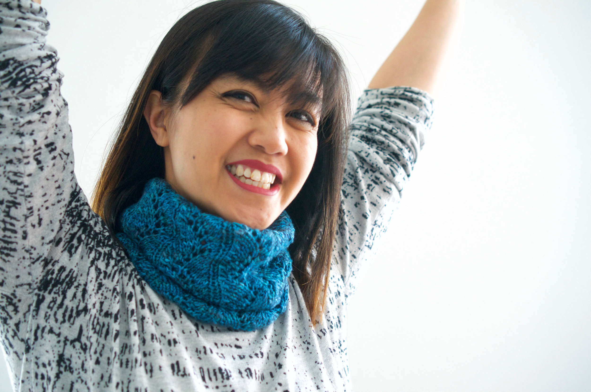 Up and Down the River Cowl - $4.99