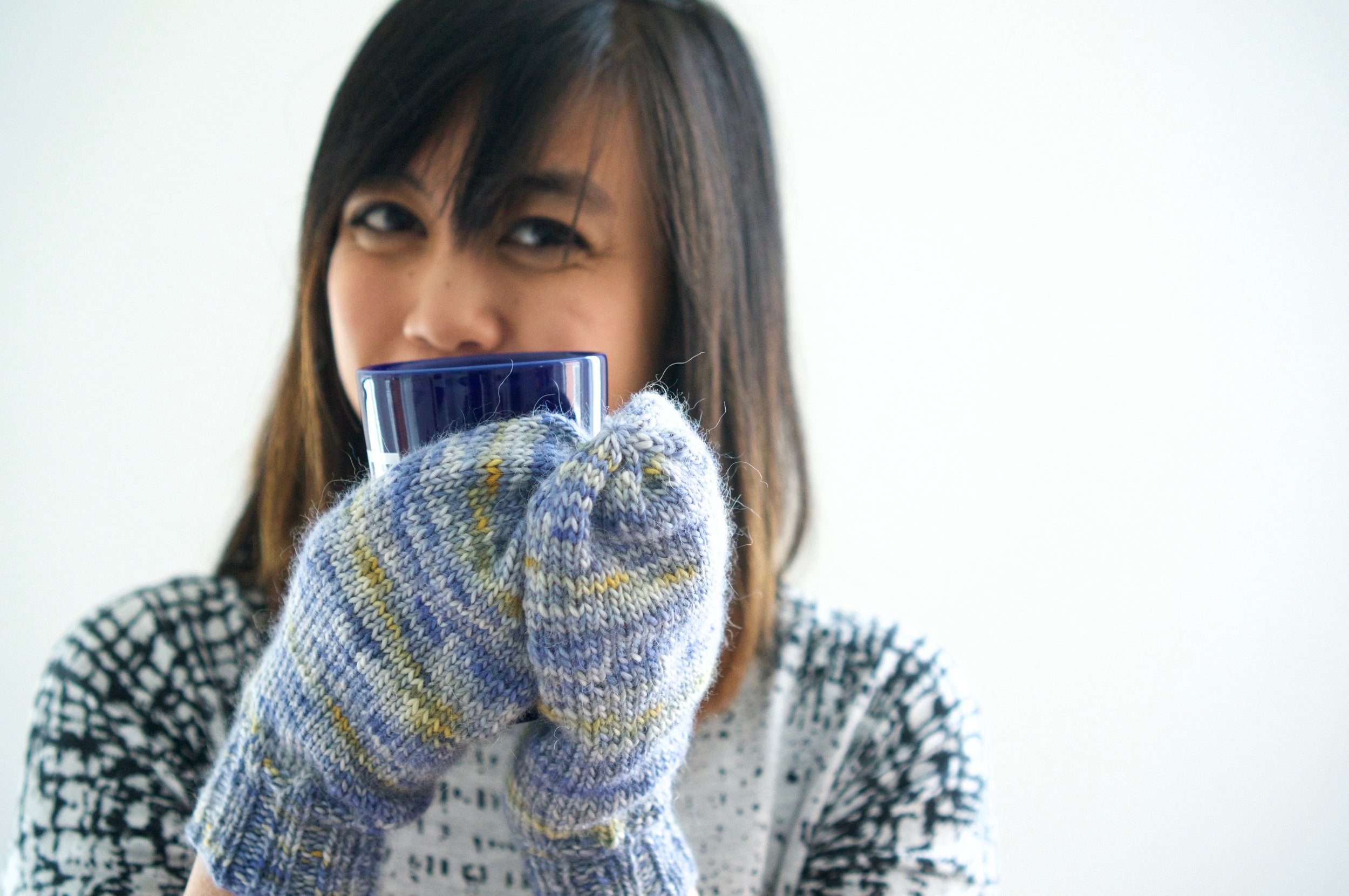 Starry Starry Mitts - $6.99