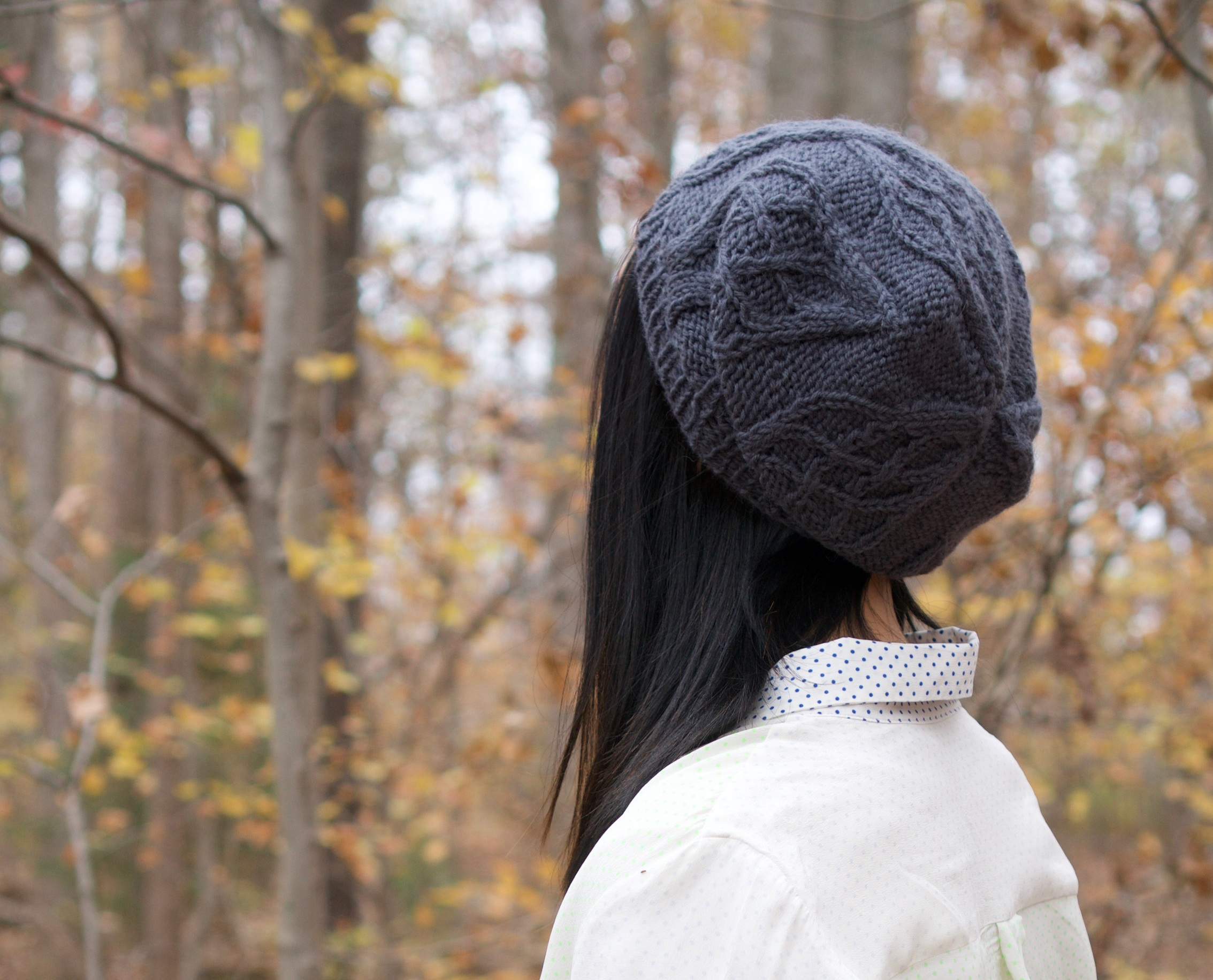 The Gothic Tracery Beanie - $6.99