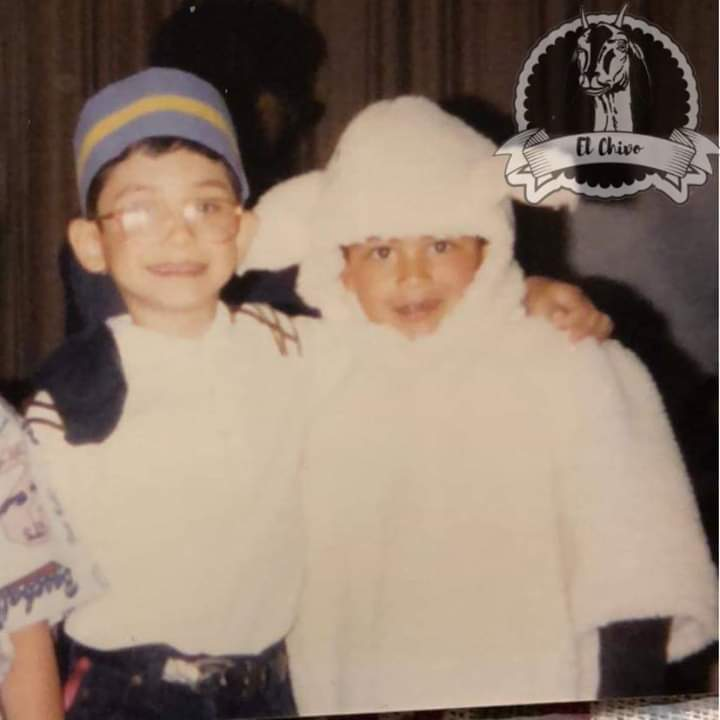 Santiago and Juan c.1997