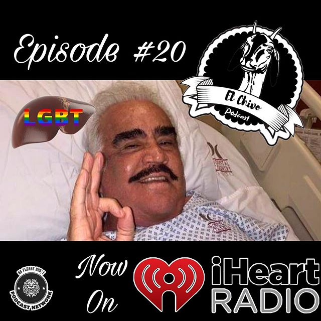 Los plebes of @elchivopod are back with a good one this week. We get down and dirty on why a Mexican music icon refused a liver transplant, and on what's hurting Santiago's heart.  iOS: bit.ly/ELCHIVO20iOS Spotify: bit.ly/ELCHIVO20SPTFY Google Play: bit.ly/ELCHIVO20GP iHeart Radio: bit.ly/ELCHIVO20iHeart Webpage: bit.ly/ElChivoPodcast #mexicanpodcast #texanpodcast #texmexpodcast #chicanopodcast #latinopodcast #mexicanos #raza #chicanx #visitourwebsite #linkinbio #brownandproud #followus #sigueme #texmexican #tejanos #vicentefernandez #purasmamadas #sepasan #elcuerpolosabe