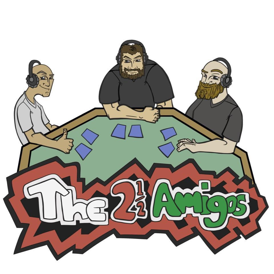 A podcast that gets into a wide range of topics w/ three Phoenix-based friends and their guests