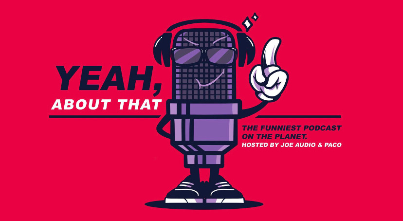 What up it's Joey Audio & Paco. Welcome to my the funniest podcast on the planet!!! We have comedy skits, commercials, podcast pick of the week, artist of the week, and so much more!!!