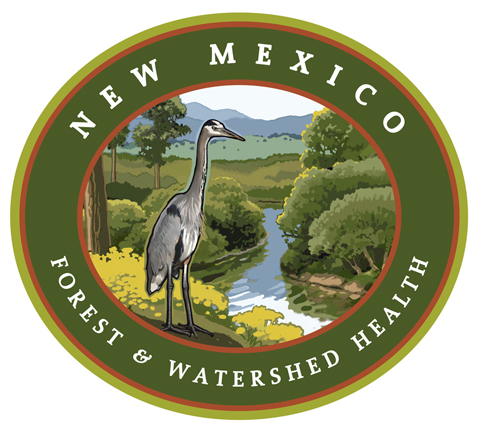 New Mexico Forest & Watershed Health - Logo
