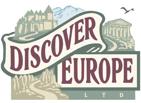 Discover Europe Ltd. - Logo