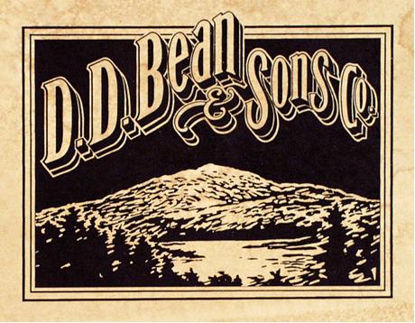 D. D. Bean - matches manufacturer - Logo
