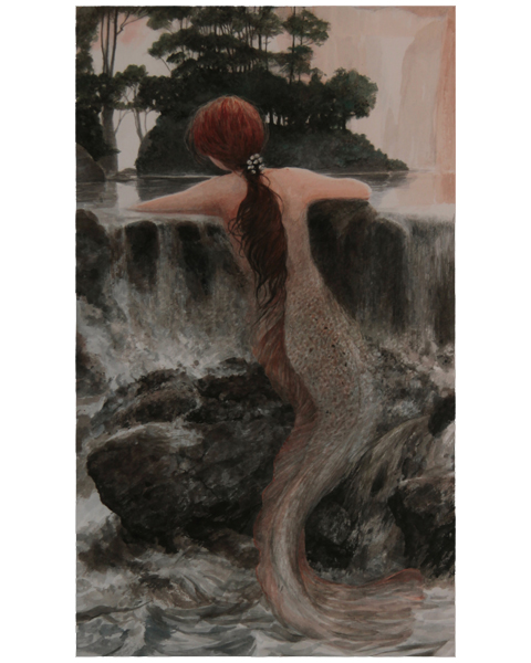 Mermaid Awaits