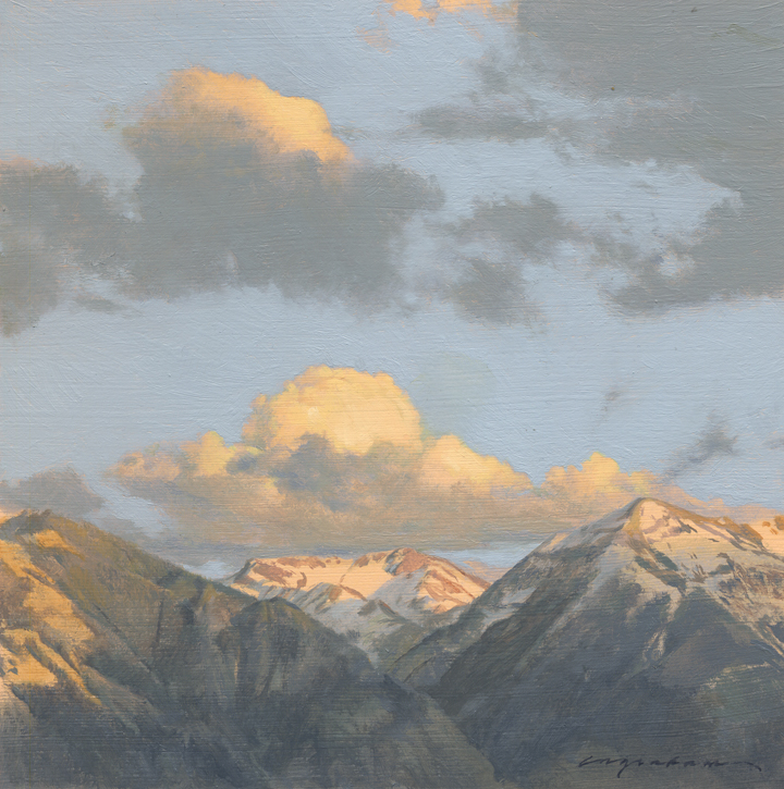 See this in person in Milford, New Hampshire at the  Jason Samuel Gallery