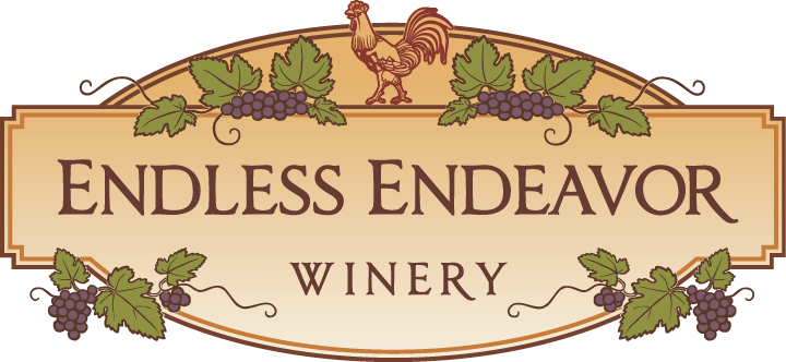 Endless Endeavor Winery - Logo - Illustration and Graphics