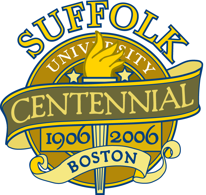 Suffolk University Centennial - Emblem