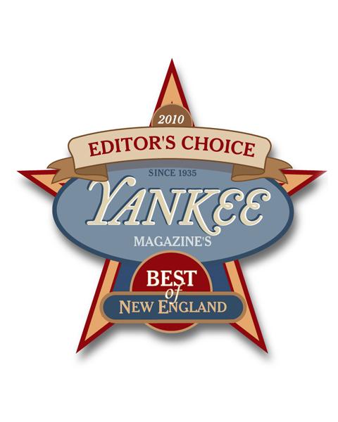 Yankee Magazine's - Best of New England - Emblem