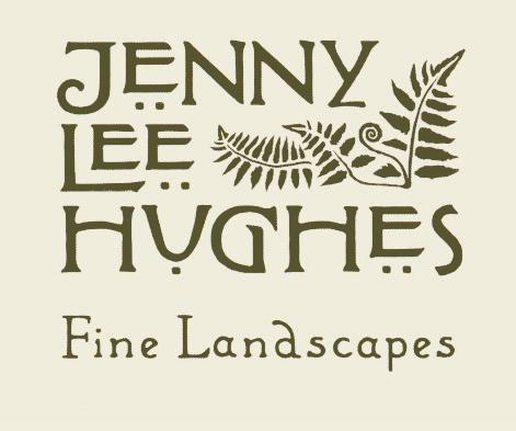 Jenny Lee Hughes - Fine Landscapes - Logo