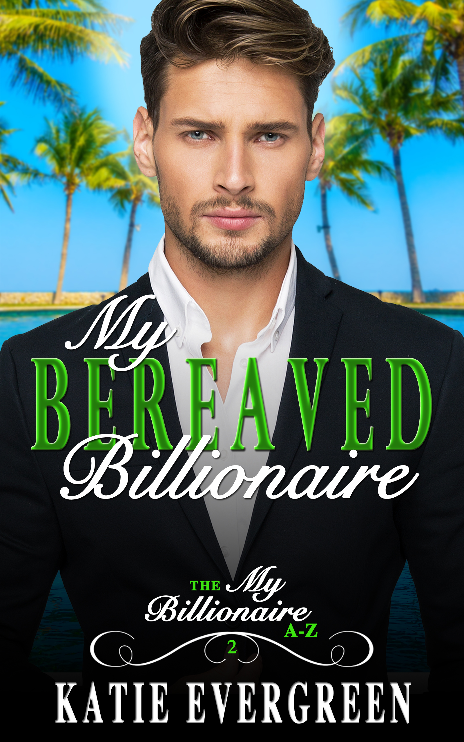 My Bereaved Billionaire. - Life has given them a shot at being happy, will either of them be brave enough to take it?