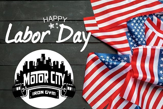 🇺🇸HAPPY LABOR DAY🇺🇸 Today we will not have staffed hours, but memebers of course always have access. If your interested please message us we may be able to accommodate your timing! Have a wonderful labor day! 🇺🇸🇺🇸🇺🇸