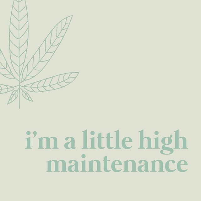 Aren't we all though? • • • • • #wellness #instahealth #strong #girlsquad #cannabis #music #cannabiscommunity #420 #feminist #weed #growth #hightimes #plants #weekend  #plantlady #highlife #women #woman #ladies #spa #cbd #feminist #shoplatinx #edibles #girlboss #femalefounded #salon #highlife #highsociety