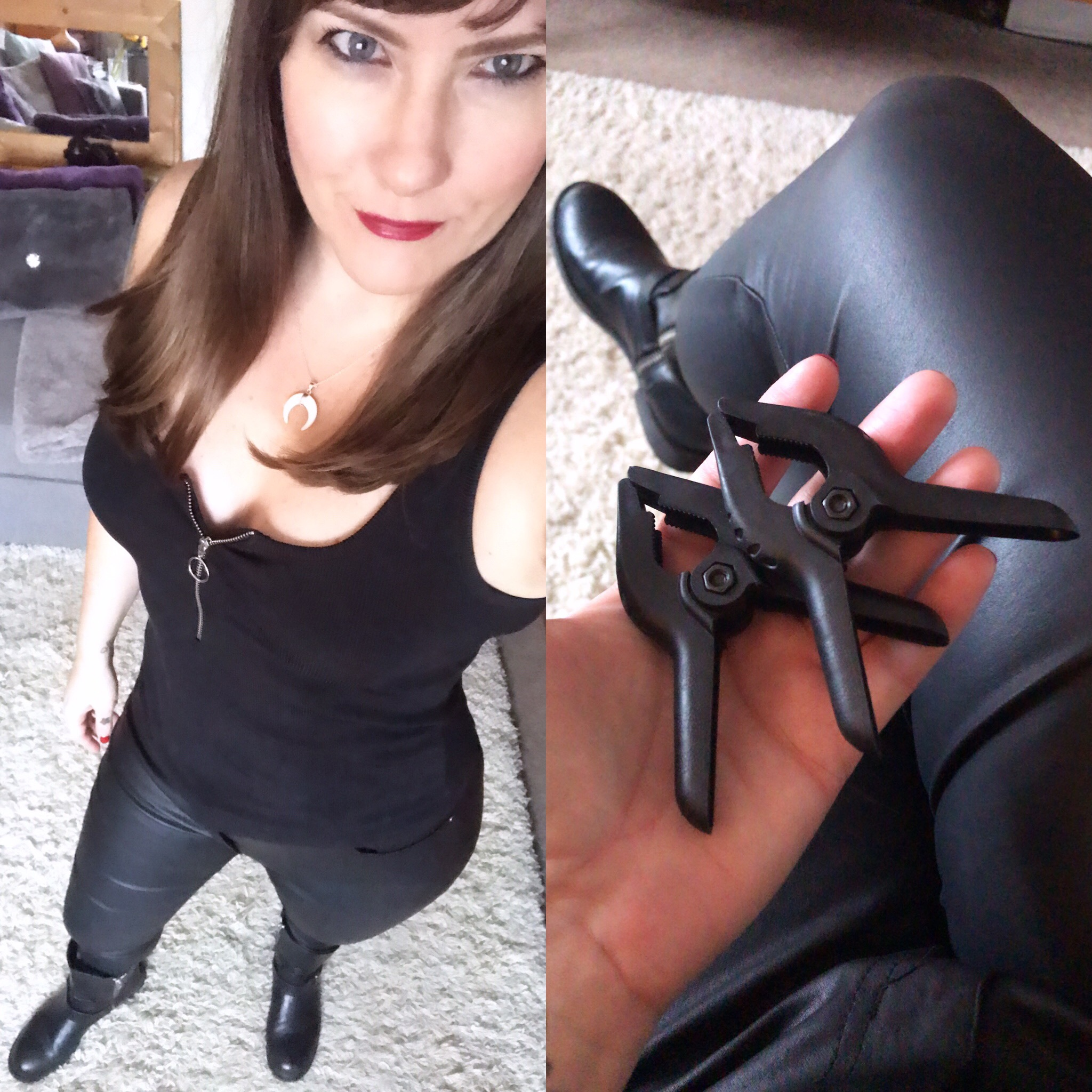 ball busting and CBT