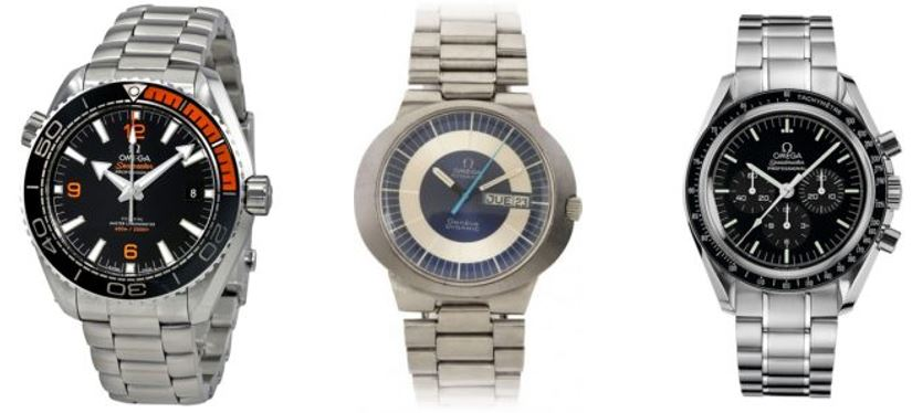 Omega Watches through the ages -