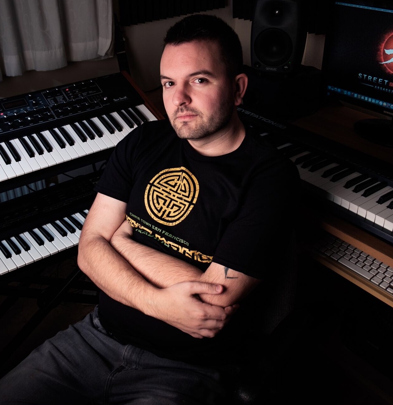 Patrick Gill - Composer / Songwriter