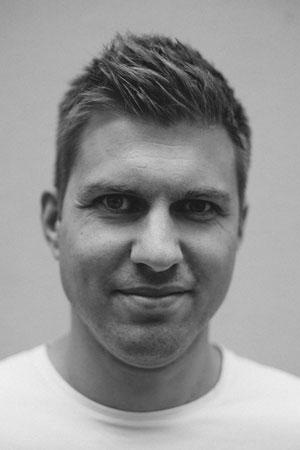 Fredrik Lantz - sound designer