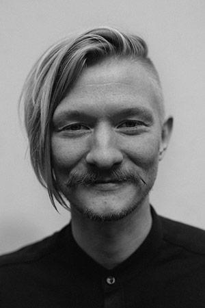 Robert Eklund - Sound designer