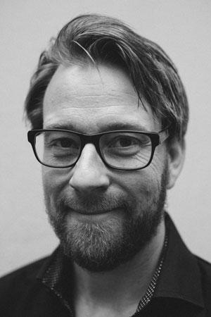 Mikael Frithiof - senior sound supervisor