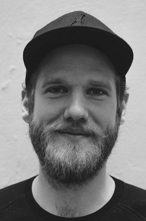 Erik Brattlöf - interactive producer