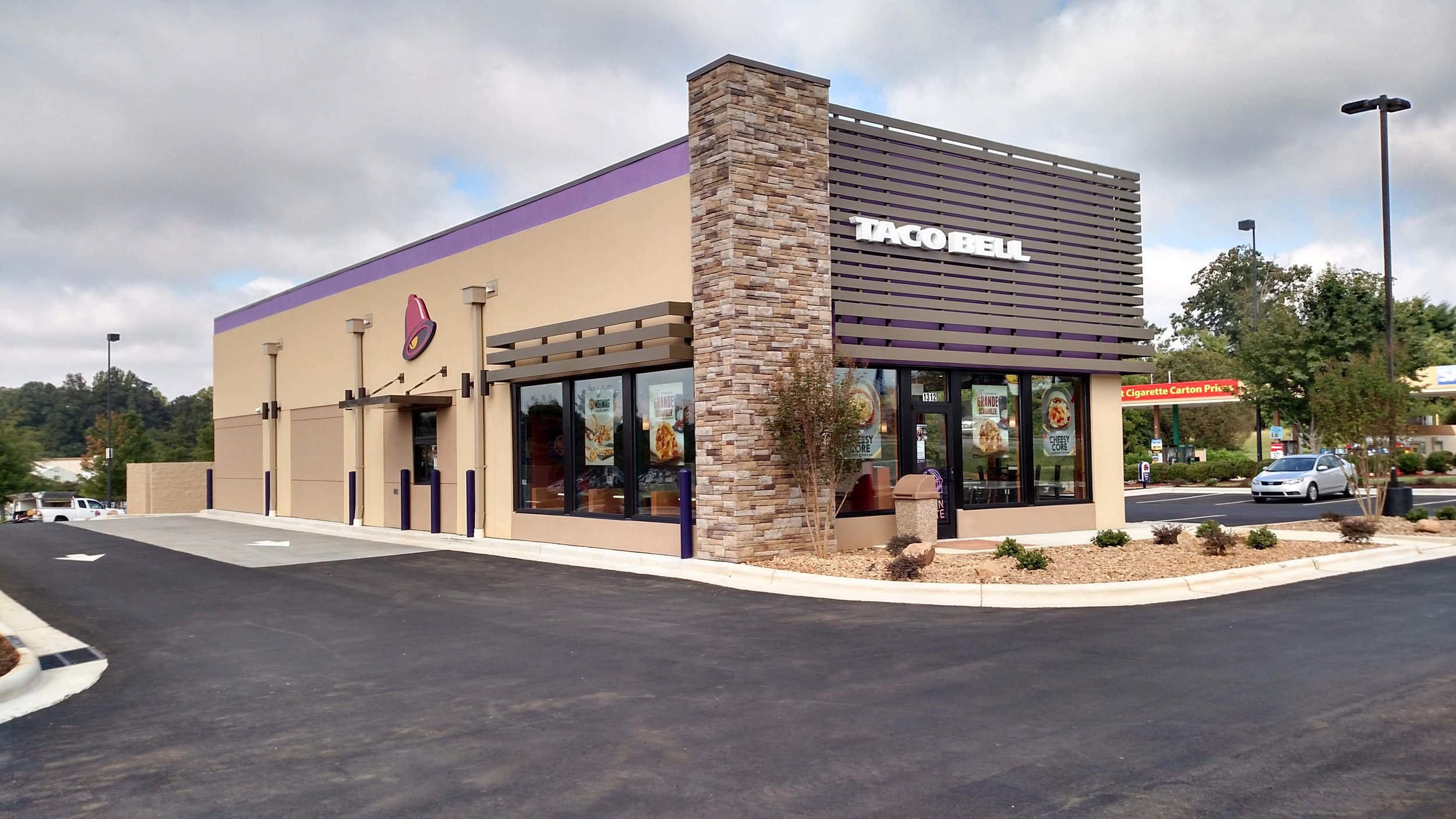 Sela Building Corporation Commercial General Contractor for Quick Serve Restaurants.