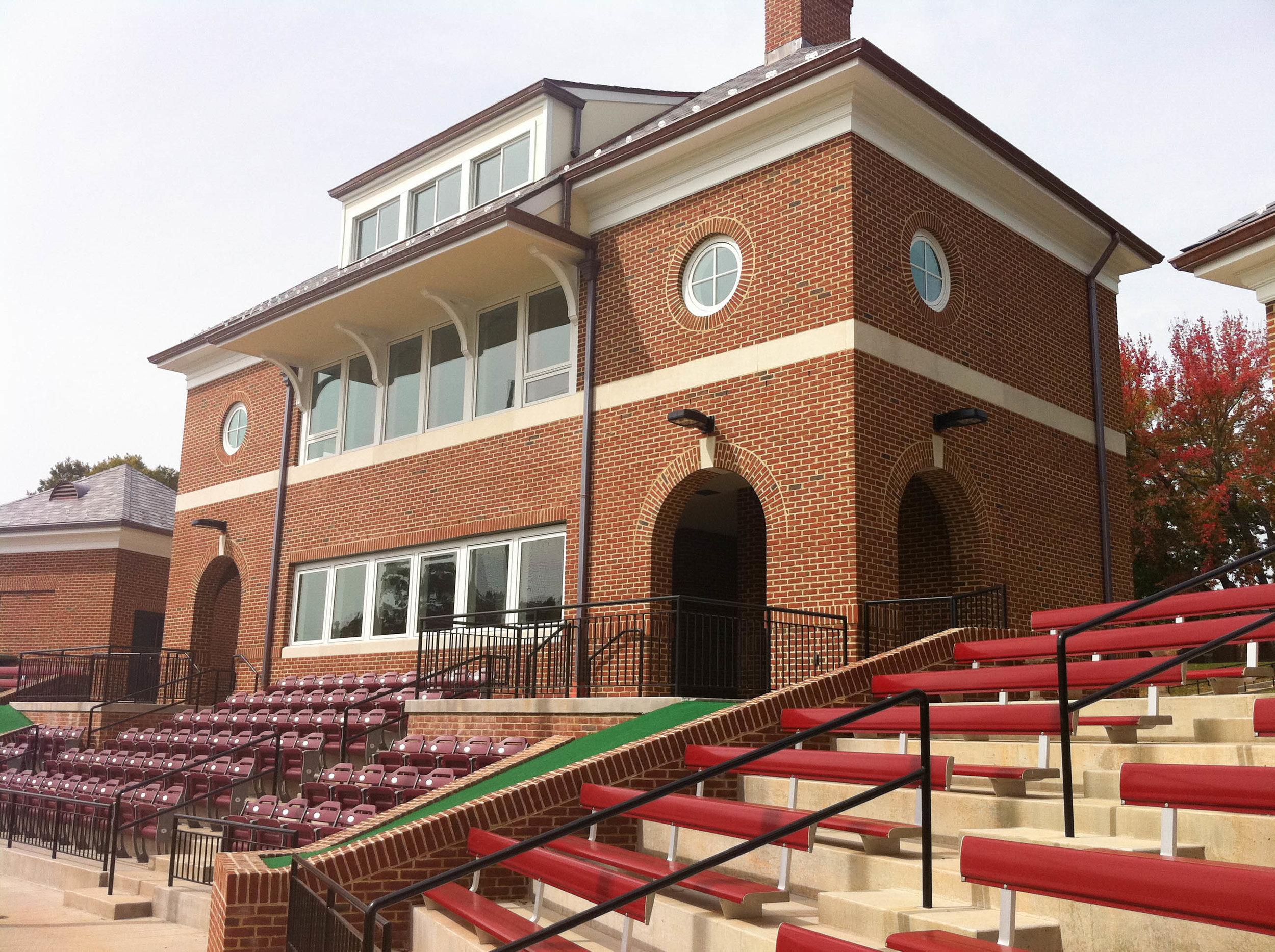 Sela Building Corporation  General Contractor Sports Stadium